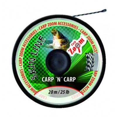 Potiahnutá nadväzcová šnúra Carp Zoom