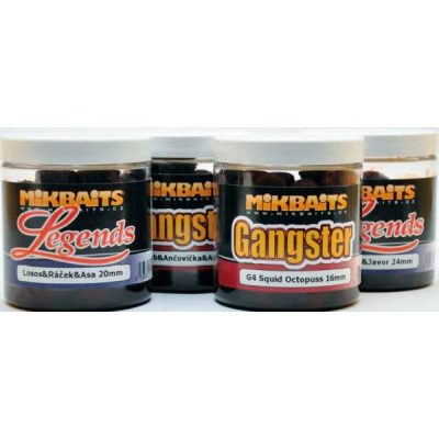MikBaits chytacie boilies Gangster 250ml