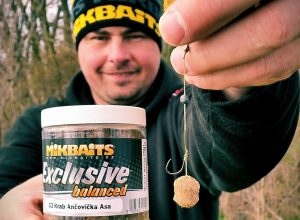 MIKBAITS GANGSTER DUMBELS EXCLUSIVE BALANCED