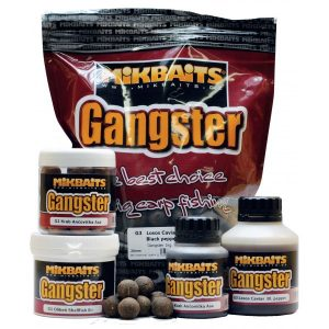 Mikbaits Gangster G3 - Losos+Kaviar+BP