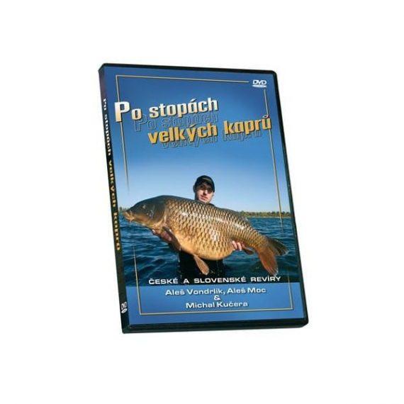 MikBaits DVD Po stopách velkých kaprov