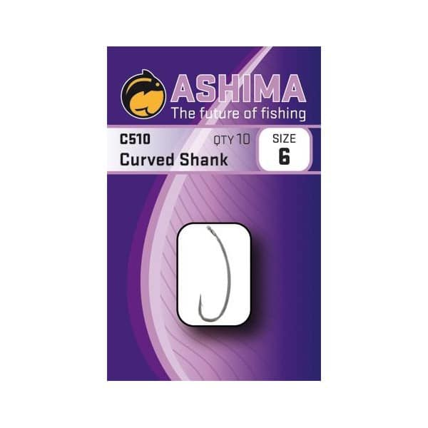 Ashima C510 Curved Shank