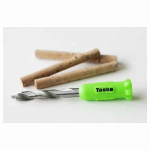 TASKA Vrták na tigrý orech + korkové tyčky