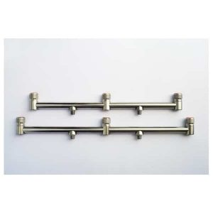 TASKA Nerezové hrazdy 3 Rod Fixed Snag Bars Dual Loc Alignment Collar