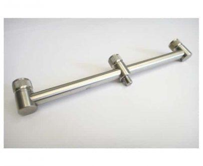 TASKA Nerezové hrazdy 3 Rod Fixed Buzz Bars - Dual Loc Alignment Collar