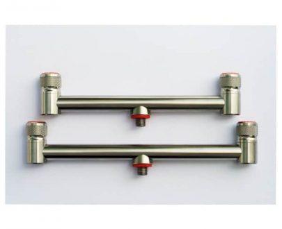 TASKA Nerezové hrazdy 2 Rod Fixed Buzz Bars - Dual Loc Alignment Collar