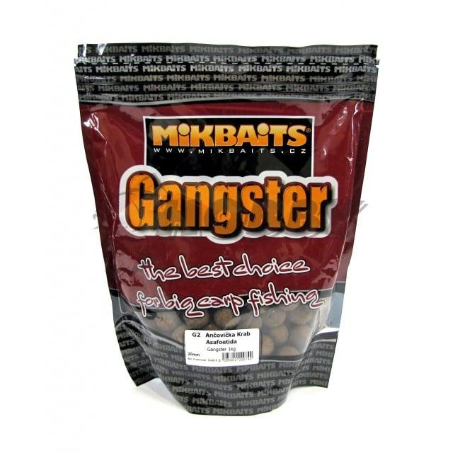 MikBaits Gangster G2 Krab&Ančovička&Asa