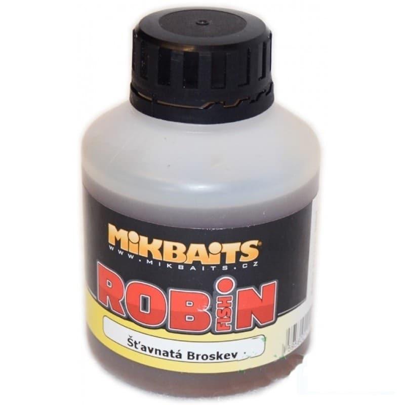 mikbaits robin fish booster 250ml brusinka olihen original 800x800 product popup 1 - MikBaits RobinFish Booster 250ml