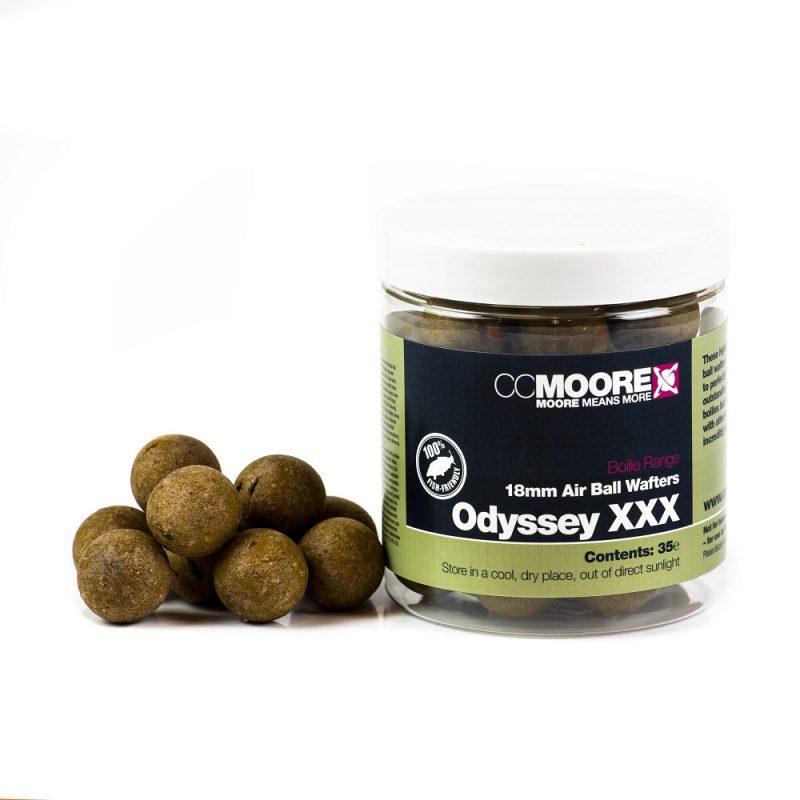 90860 2 - CC Moore Odyssey XXX - Neutrálne boilie 18mm 35ks