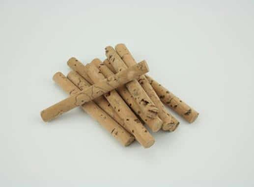 TASKA Korkové tyčky 6mm 10ks