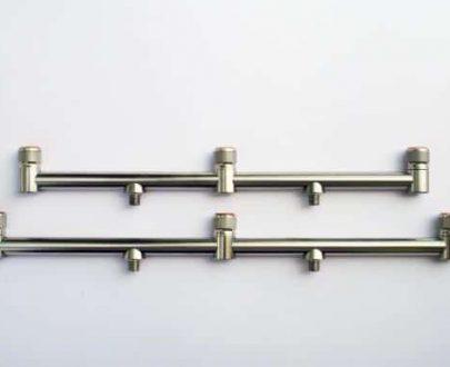 TASKA Nerezové hrazdy dual lock s duo šrobovaním 18&20cm
