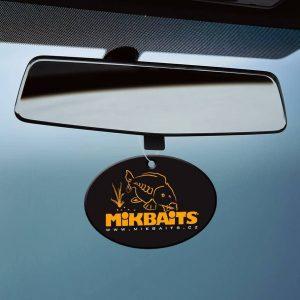 Voňavka do auta - oválna MIKBAITS