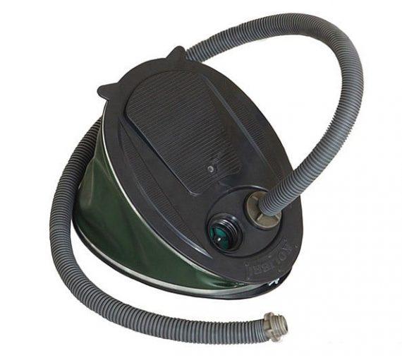 КМ-300 D zelený, podlaha preglejka