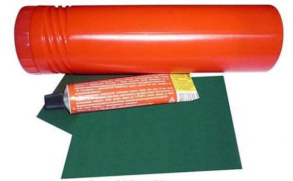 КМ-360 D zelený, podlaha preglejka