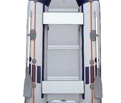 КМ-360 D šedo modrý, podlaha hliník