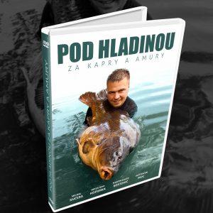 DVD Mikbaits Pod hladinou za kapry a amury