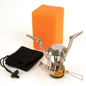 FOX Varič COOKWARE CANISTER STOVE INC MESH BAG/CASE