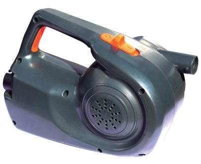 FOX RECHAGABLE AIR PUMP 12V/240V