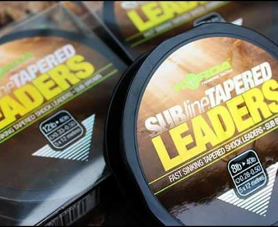 KORDA Subline tapered leaders