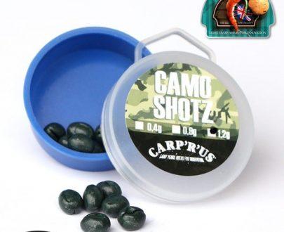 Camo Shotz - záťažové broky