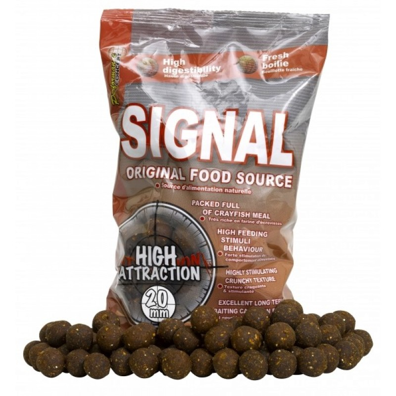 signal20mm 800x800 - STARBAITS boilie Signal 1kg