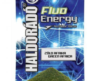 Haldorádó Fluo Energy - Zöld Afrika / Green Afrika 800 g