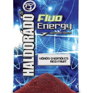 Haldorádó Fluo Energy - Vörös Gyümölcs / Red Fruit 800 g