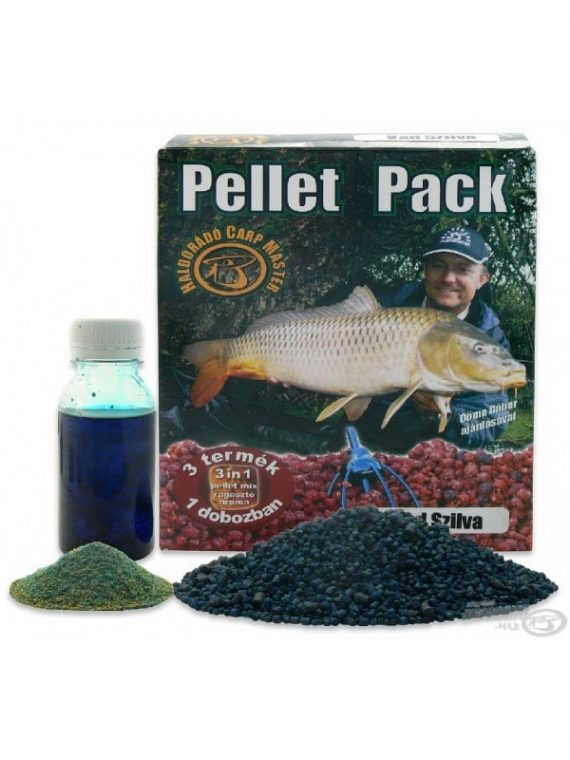 Haldorádó Pellet Pack - Červený Diabol - jahoda