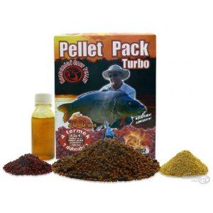 Haldorádó Pellet Pack Turbo - Kapor Ohnivý