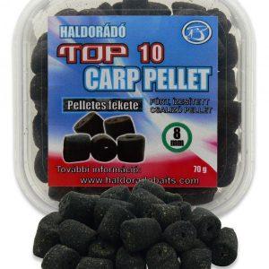 Haldorádó TOP 10 Carp Pellet - Pelletes Fekete (Peletový čierny) 70 g
