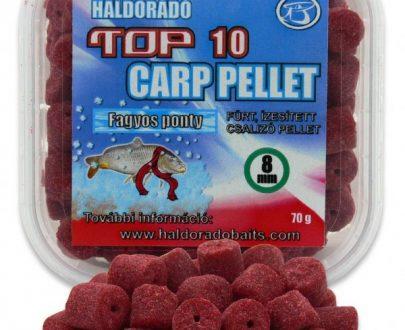 Haldorádó TOP 10 Carp Pellet - Kapor Mrazivý 70 g