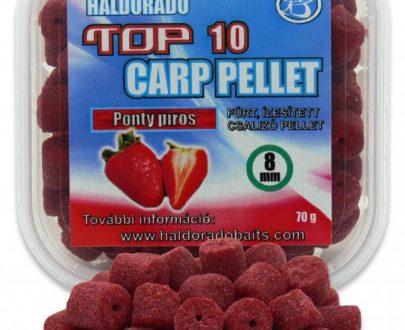 Haldorádó TOP 10 Carp Pellet - Kapor Červený 70 g