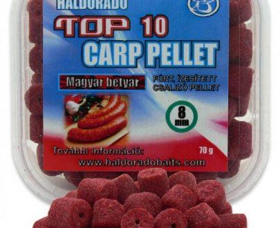 Haldorádó TOP 10 Carp Pellet - Maďarský Beťár 70 g
