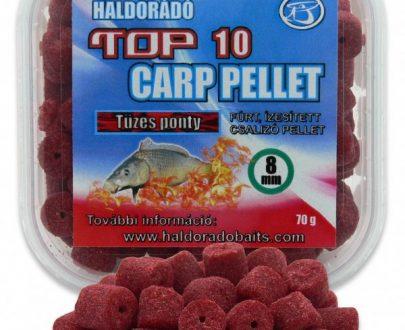 Haldorádó TOP 10 Carp Pellet - Kapor Ohnivý 70 g