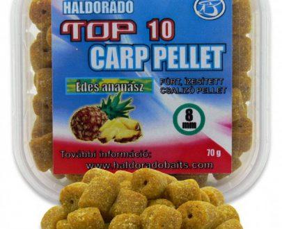 Haldorádó TOP 10 Carp Pellet - Sladký Ananás 70 g