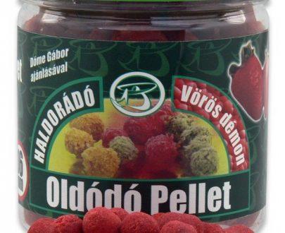 Haldorádó Rozpustné Pelety - Červený Diabol - jahoda 150 g