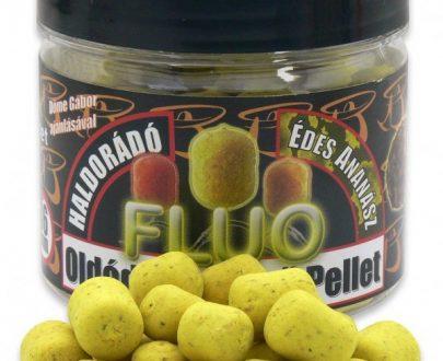 Haldorádó Rozpustné Fluo Pelety - Sladký Ananás 70 g