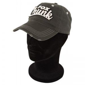 Šiltovka FOX Chunk Khaki Twill Baseball Cap