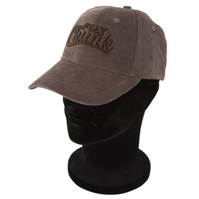 Šiltovka FOX Chunk Khaki Cord Baseball Cap