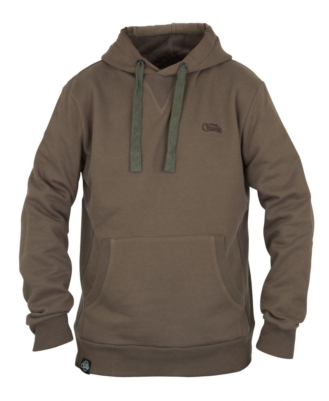 Fox CHUNK Ribbed Khaki hoodie