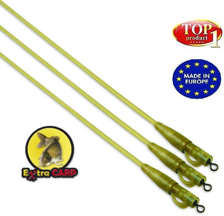 Extra carp Safety Bolt Rig with Camo Tubing