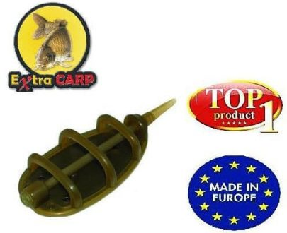 Extra carp Method Feeder Extra Carp - CLAY