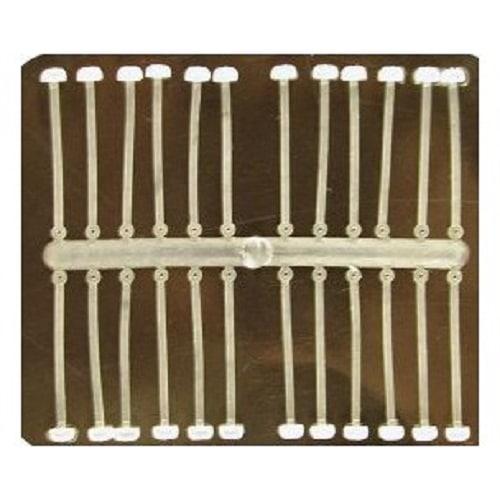 extra carp silicone boilie holder extra carp 30mm 24ks - Nash Pelety Key Cray 6mm Feed Pellets