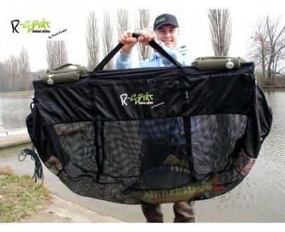 R-SPEKT Vážiaca a prechovávacia taška s plavákmi Monster