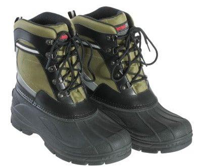 Zimná obuv Mikado - Fishunter Green