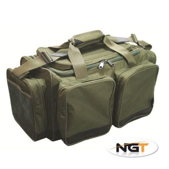 NGT Taška Green Multi-Pocket Carryall