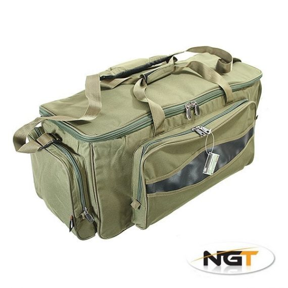 NGT Taška Giant Green Insulated Carryall