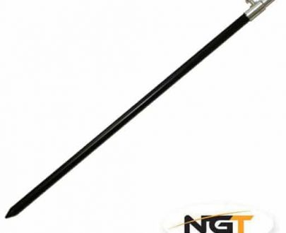 NGT Vidlička Bank Stick Black 50-90cm