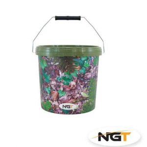NGT Vedro Small Camo Bucket 5