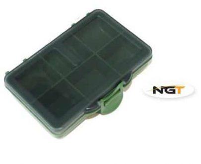 NGT Krabička Terminal Tackle Box 6 Way